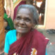 One of our beautiful ladies in Om Shanthi!